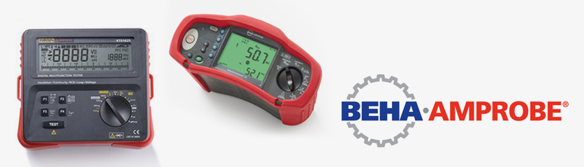 Beha-Amprobe Test Equipment