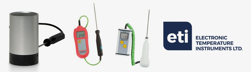 ETI Thermometers & Probes