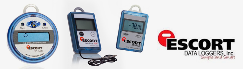 Escort Data Loggers