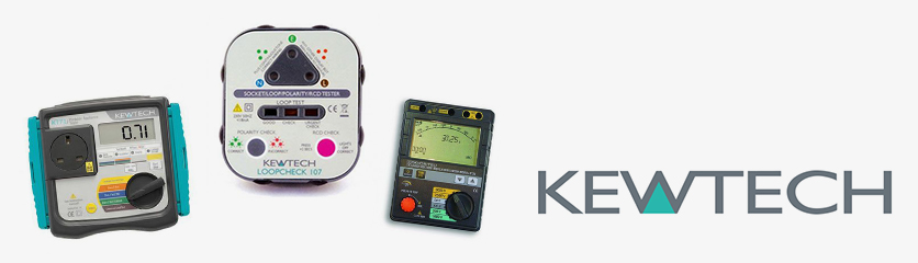 Kewtech Test Equipment