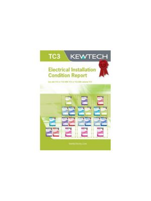 Kewtech TC3 Periodic Inspection Report