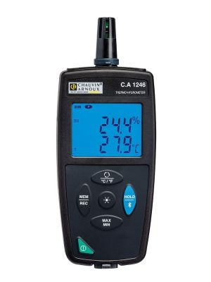 Chauvin Arnoux C.A 1246 Thermo-Hygrometer
