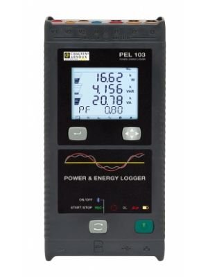 Chauvin Arnoux PEL 103 Power & Energy Logger