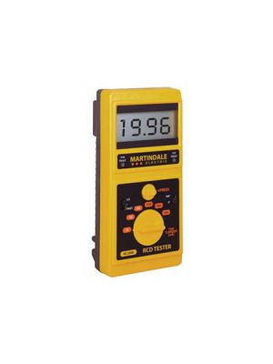 Martindale RC2000 RCD Tester