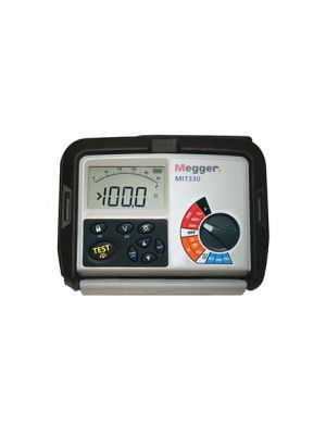 Megger MIT330 Insulation Continuity Tester