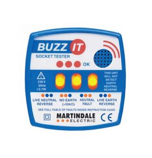 Martindale BZ101 Buzz-iT Check Plug
